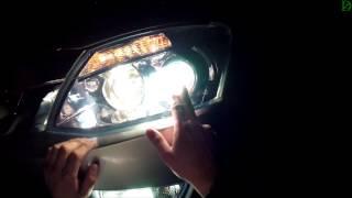 Isuzu D-Max - ночной обзор