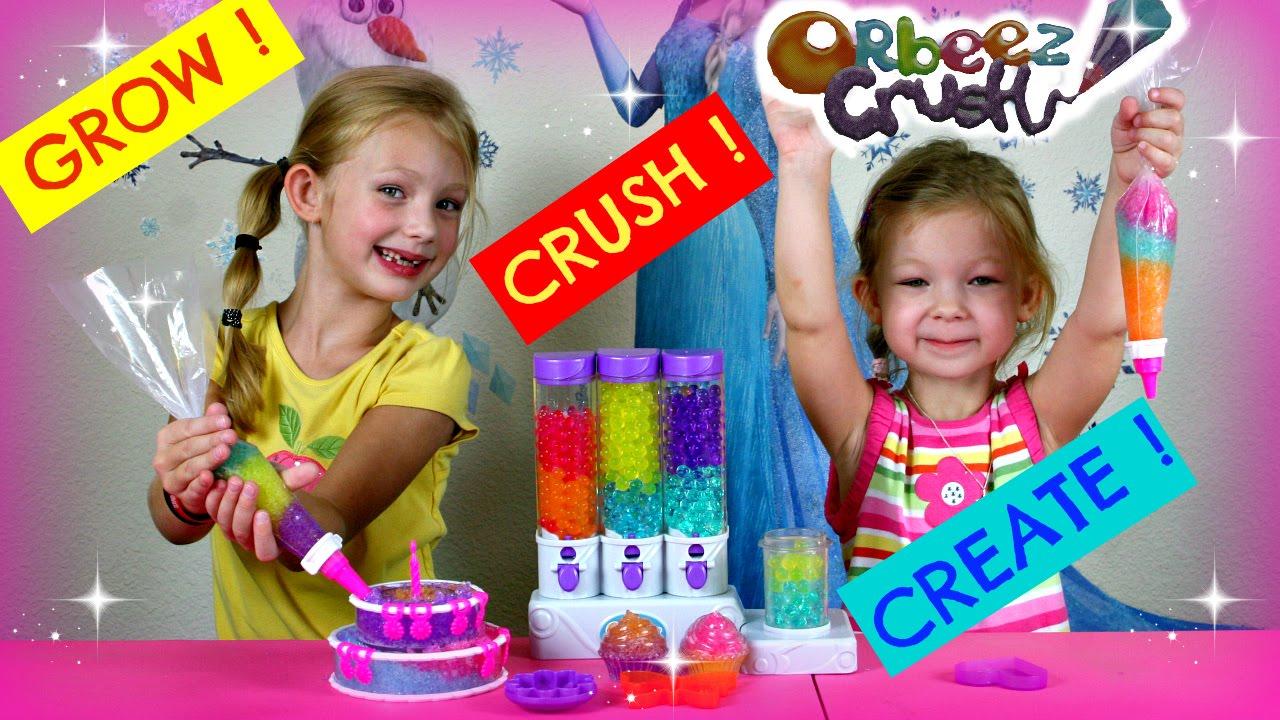 New orbeez crush sweet treats studio orbeez toys bolitas de gel new orbeez crush sweet treats studio orbeez toys bolitas de gel youtube ccuart Gallery