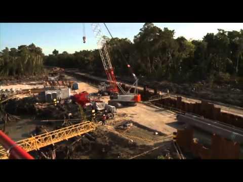 Omati river pipeline project | Papua New Guinea