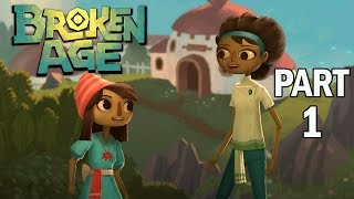 Broken Age Walkthrough Part 1 Vella - Let