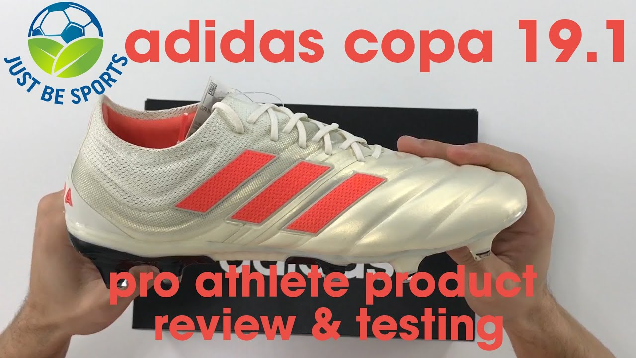 Adidas Copa 19.1 Unboxing