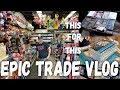 Epic Trade VLOG - $1000 Trade Credit Towards 8 Rare Games