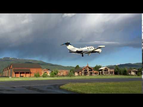 Alpine Airpark Runway