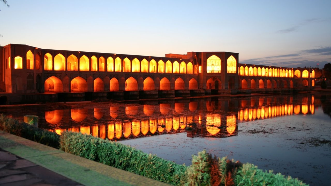 Top ten best places to visit in iran youtube for Top ten places to vacation