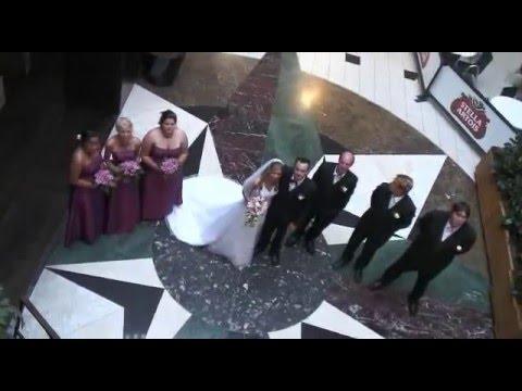 HD Wedding Videos. Sky City Hamilton Wedding