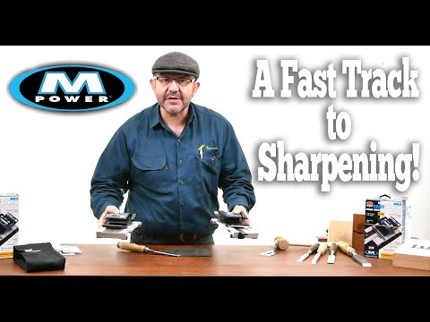 A Fast Track To Sharpening!