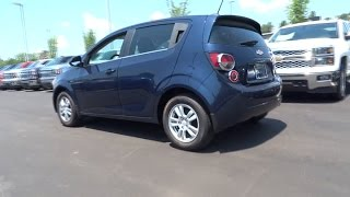 2015 Chevrolet Sonic Durham, Chapel Hill, Raleigh, Cary, Apex, NC 135458