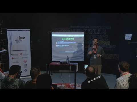 Algorithmic Trading with Python - Kevin Najimi