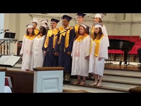 Newnan High School Baccalaureate Service May 20, 2018