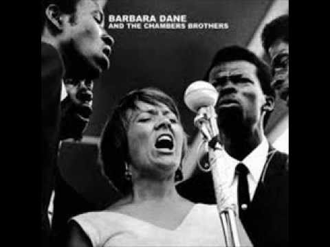 Barbara Dane & Chambers Brothers - I Am A Weary And Lonesome Traveller (1966)