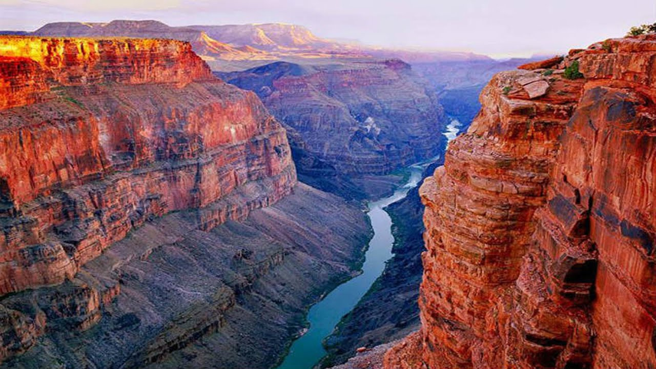 фото большой каньон сша