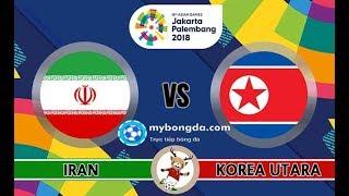 LIVE: Iran U23 vs North Korea U23 - 4pm