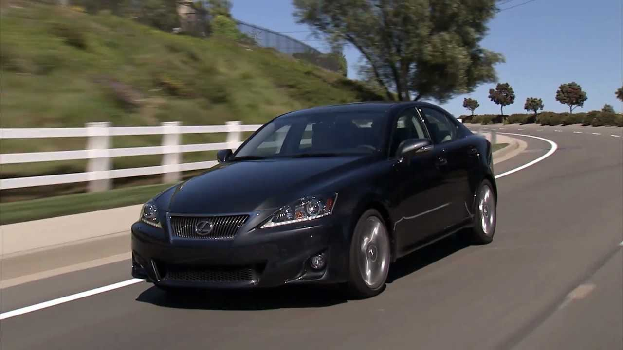 2011 Lexus Es 350 >> 2012 Lexus IS 350 - YouTube