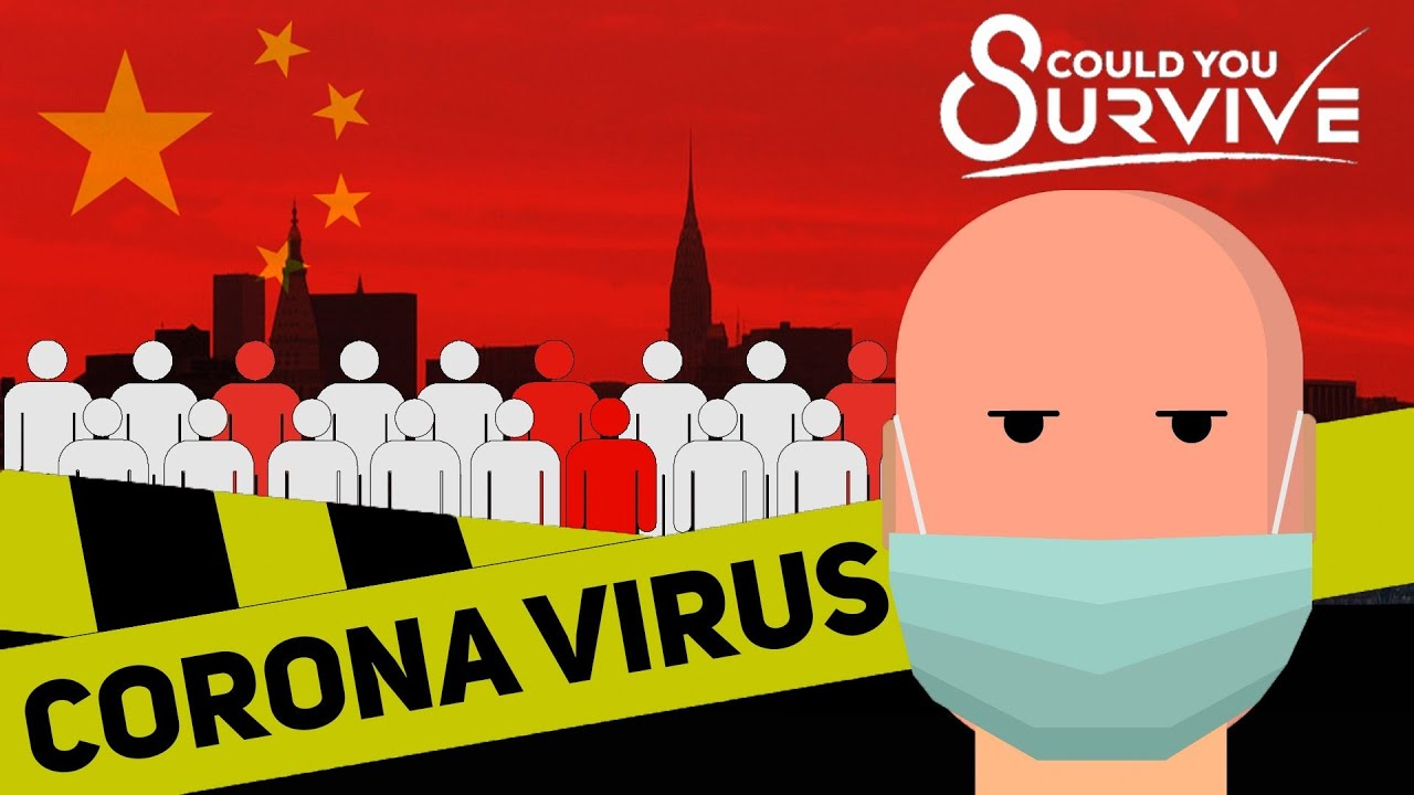 Could You Survive The Coronavirus? PANDEMIC NOW?