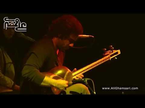 کنسرت اتاق ها | علی قمصری | ابوعطا و دشتی