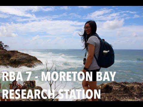 RBA 7: MORETON BAY RESEARCH TRIP with MARS2005