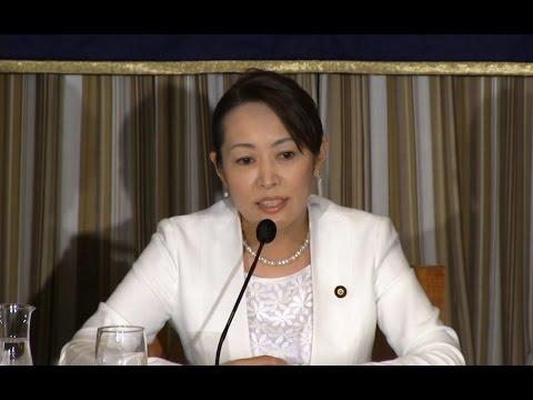 "Masako Mori:""on Japan's woeful gender equality & falling birthrate."""