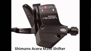 Shimano MTB Gear Shifters