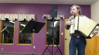 Carl Buick Accordion