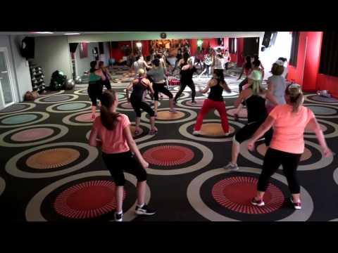 ZUMBA FIT DANCE SANDIE JUIN 2017