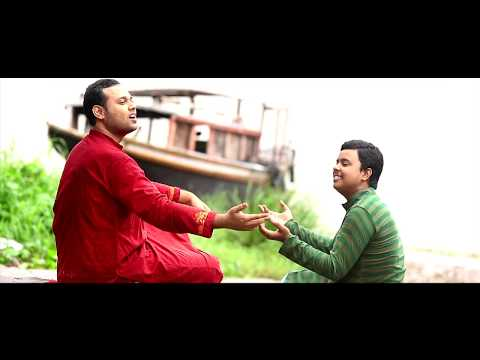 Megh Bolechhe Jabo Jabo   Abhijit & Sukanta   Popular Rabindrasangeet