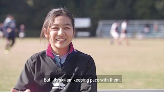 Japanese rugby stars: the next generation
