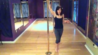 How To Pole Dance: Improving Your Spins with Proper Technique