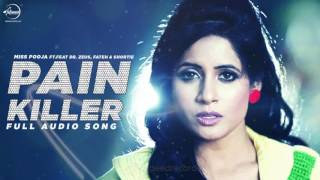 Painkiller (Full Audio Song) | Miss Pooja | Punjabi Song Collection | Speed Records