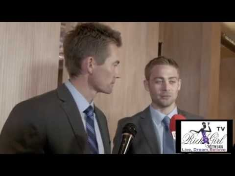 The  Noble Awards Cody Walker and Caleb Walker Honors Their brother Paul  Walker