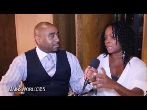 Crystal Fox talks about her audition with Tyler Perry and her role on The Haves and the Have Nots