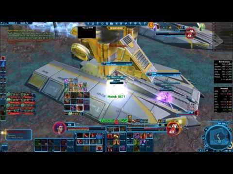 NiM Firebrand and Stormcaller | Jugg DPS POV
