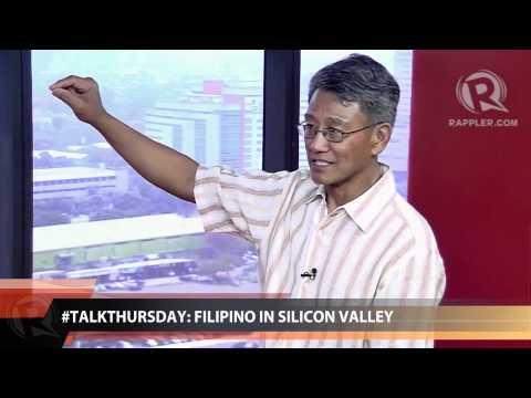 #TalkThursday: Filipino in Silicon Valley