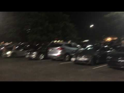 Crazy Car Meet!!!! (Insane Revving) ATX WELLS BRANCH MEET