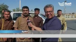 مراسل الحرة يتجول في كركوك بعد الهجوم المباغت لعناصر داعش على مقار حكومية وحيوية فيها