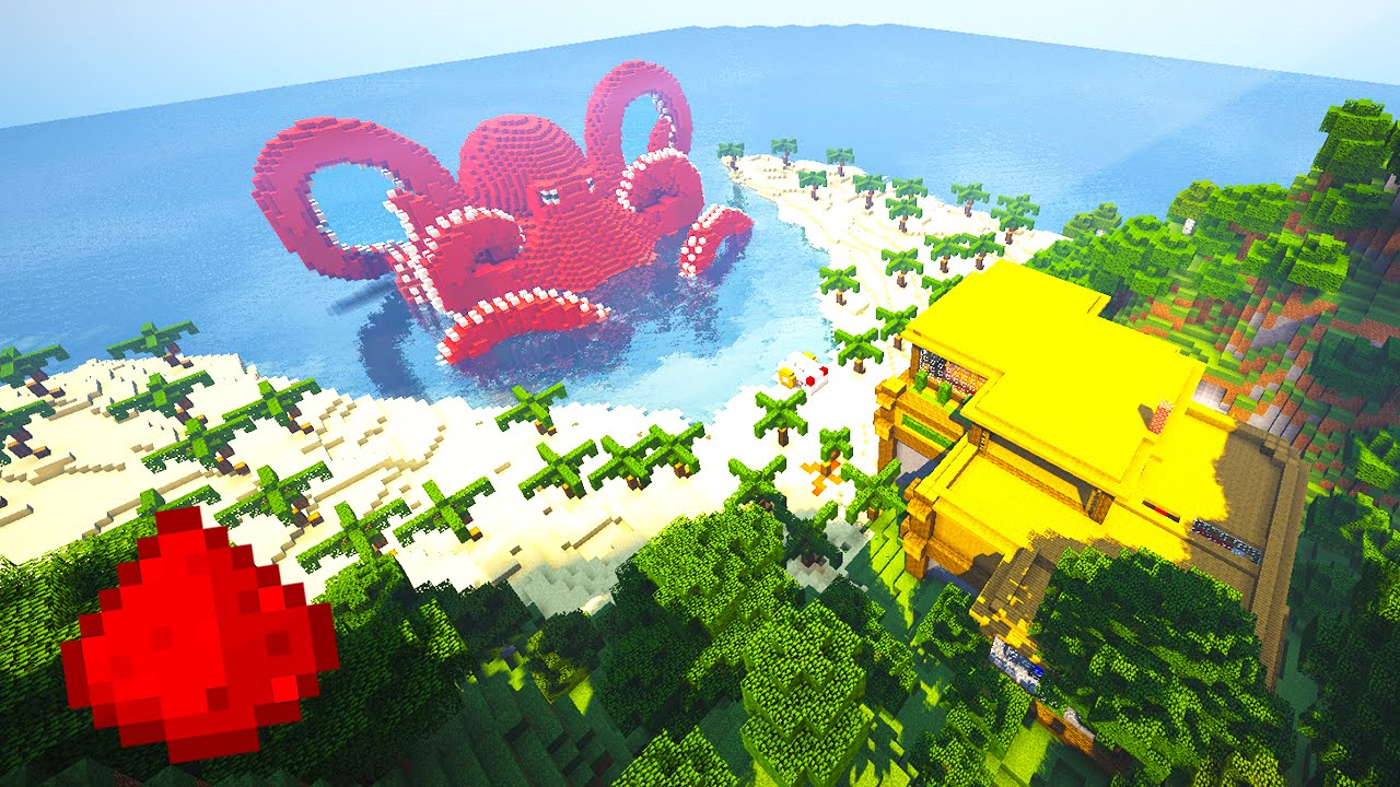 Minecraft Private Island Map