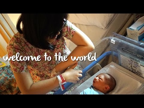 Welcome to the world Baby el #keluargael