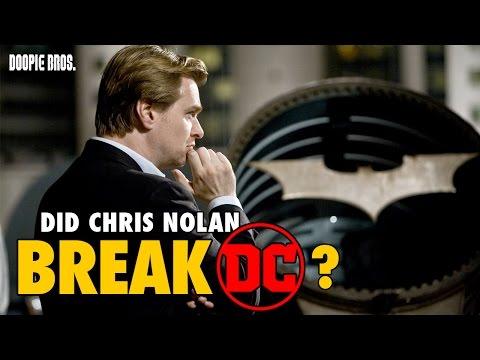 Did Chris Nolan Break DC?