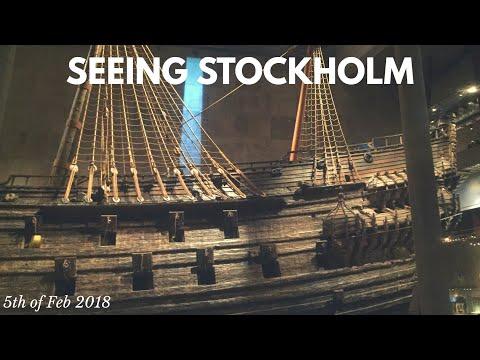 Weekend in Stockholm (part 3). The Vasa warship museum.
