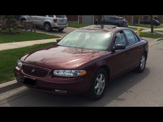 2002 buick regal ls startup exhaust in depth tour youtube 2002 buick regal ls startup exhaust