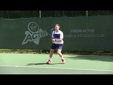 Jamie Costa  Tennis Smart US Tennis College recruiting Video Fall 2018