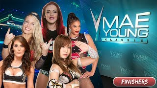 WWE Mae Young Classic - Finishers of the Contestants