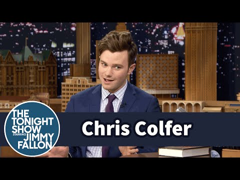 Chris Colfer Had a Birthday Party Full of Famous Faces