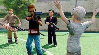 One of Papa Jake Games's most viewed videos: GTA 5 KIDS STOP BULLYING ME!!! (GTA 5 MODS)