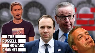 Politicians Being Absolutely Idiotic | The Russell Howard Channel