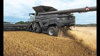 2018 New Agriculture Modern Machines & Harvesting Equipment Intelligent Technology Mega Machines