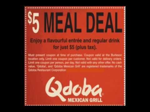 picture regarding Qdoba Printable Coupons referred to as Qdoba Discount coupons September 2012 - Qdoba Printable Discount coupons September 2012