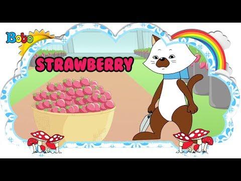Strawberry - Bona Rongrong - Dongeng Anak Indonesia - Indonesian Fairytales