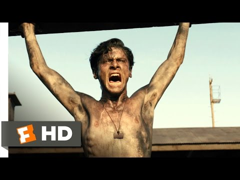 Unbroken (9/10) Movie CLIP - Don't Look at Me! (2014) HD
