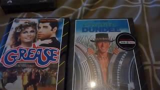 HMV Exclusive VHS Range Bluray Wave 2 Part 2