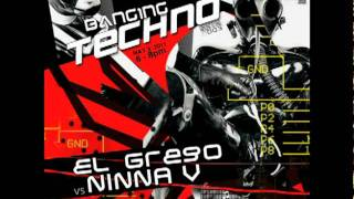 BANGING TECHNO sets :: 003 - El Grego // Ninna V.